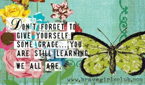 grace yourself