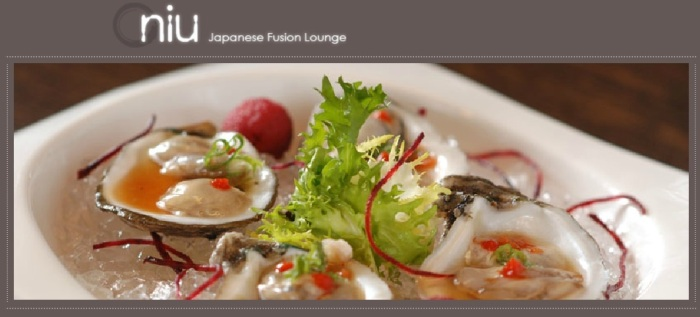 Niu - japanese fusion lounge