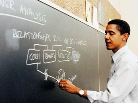 obama volunteering