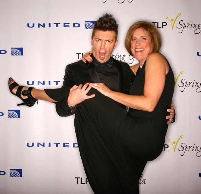 TLP Gala 2013 - Eric and Carol