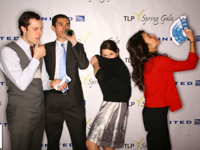 TLP Gala 2013 - love them volunteers #3