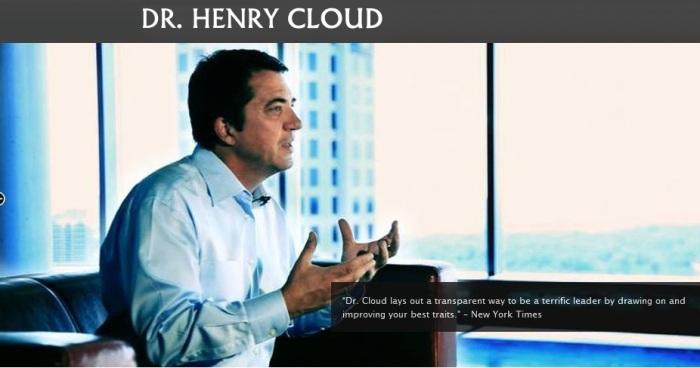 dr henry cloud