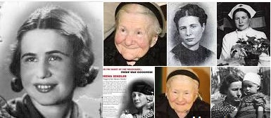 Irena Sendler collage