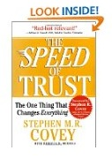 book - speed of trust