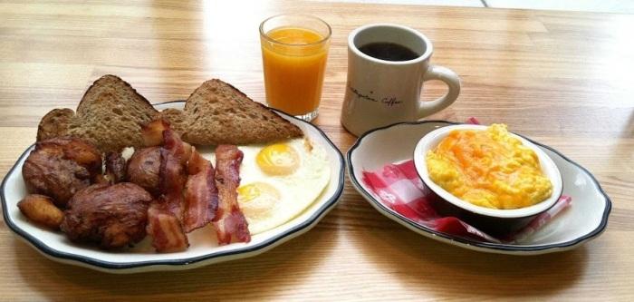eggys breakfast place