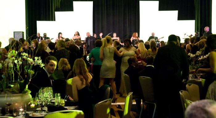 2013TLPSpringGala - dance floor is full