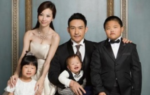 chinese family - man sues wife