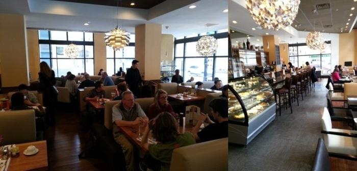 Meli Cafe on Dearborn by John S