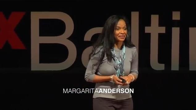 TEDTalk Margarita Anderson
