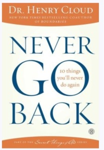 book - never go back