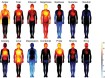 emotions and body mapping