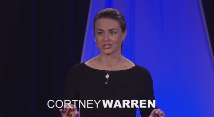 TEDTalk Cortney Warren