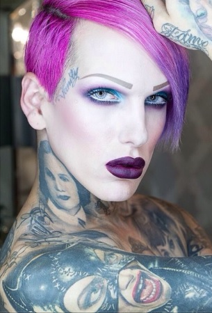 jeffree star makeup artist unique soul