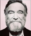 Robin Williams at the end
