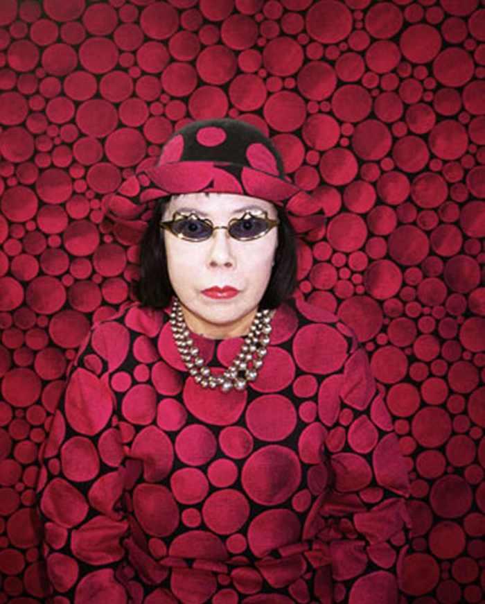 Yayoi Kusama - dots