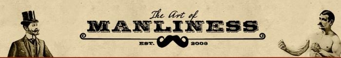 art of manliness banner