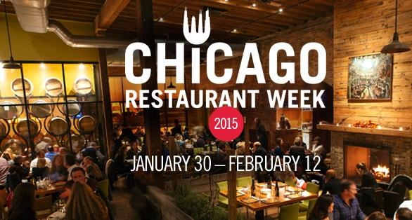 chicago restaurant week 2015