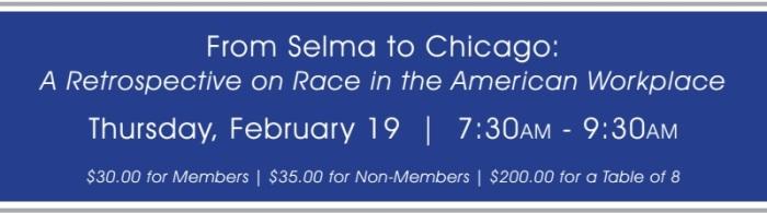 metropolitan club - selma to chicago banner
