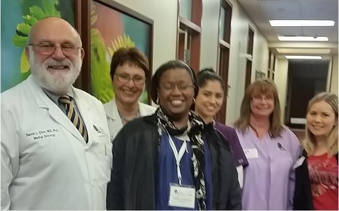 ctca my oncology team