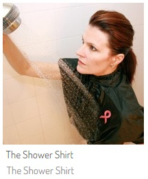 shower shirt
