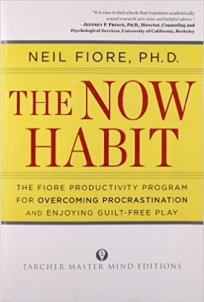 book - the now habit